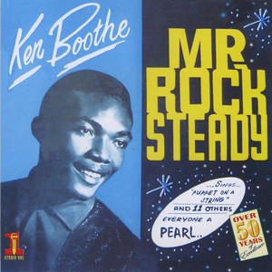 Mr. Rock Steady album