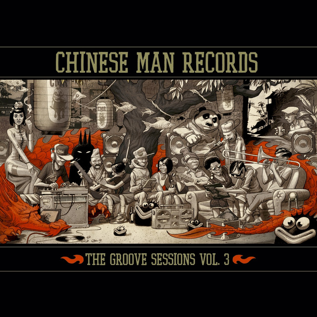 The Groove Sessions, Vol. 3