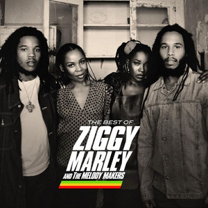 The Best Of Ziggy Marley & The Melody Makers - Ziggy Marley