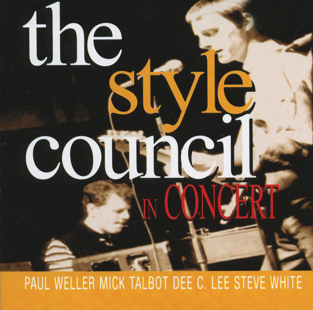 Artwork for Meeting (Over) Up Yonder - Live At Newcastle City Hall /1984 by The Style Council