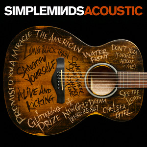 Simple Minds, KT Tunstall Promised You A Miracle cover