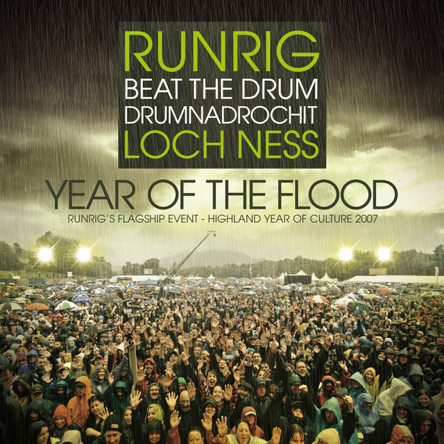 Beat the Drum, Drumnadrochit, Loch Ness: Year of the Flood (Highland Year of Culture 2007)