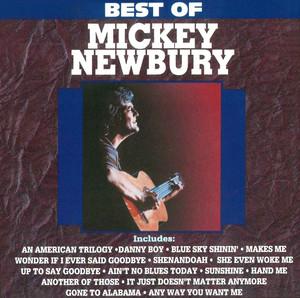 Best Of Mickey Newbury album