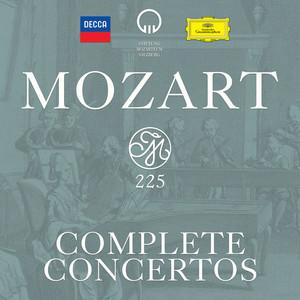 Mozart: Complete Concertos Albümü