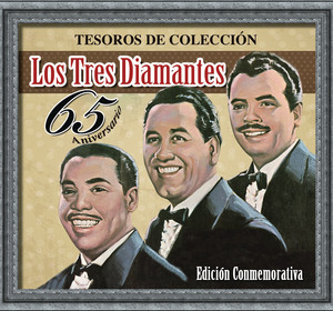Los Tres Diamantes Nunca en Domingo - Never On Sunday cover