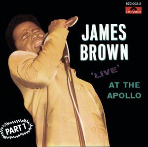 Live At The Apollo Vol.1 Albumcover
