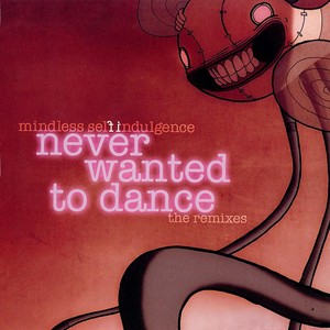 Never Wanted To Dance Albumcover