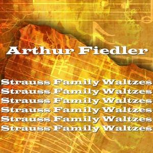 Strauss Family Waltzes album