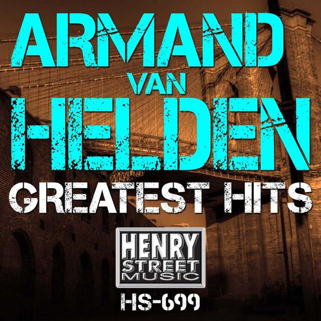Armand Van Helden Greatest Hits Albumcover