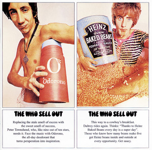 The Who Sell Out (Remastered) Albumcover