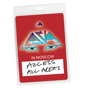 Access All Areas - Asia Live in Moscow (Audio Version)