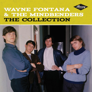 The Mindbenders, Wayne Fontana A Certain Girl cover