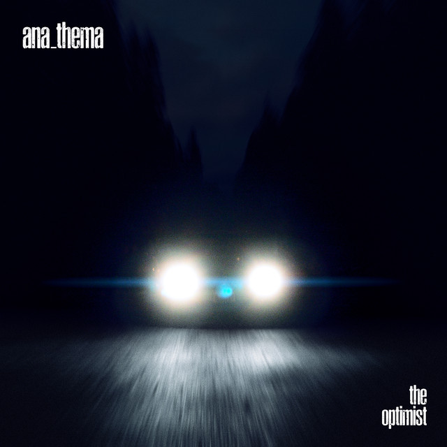 Album cover for The Optimist by Anathema