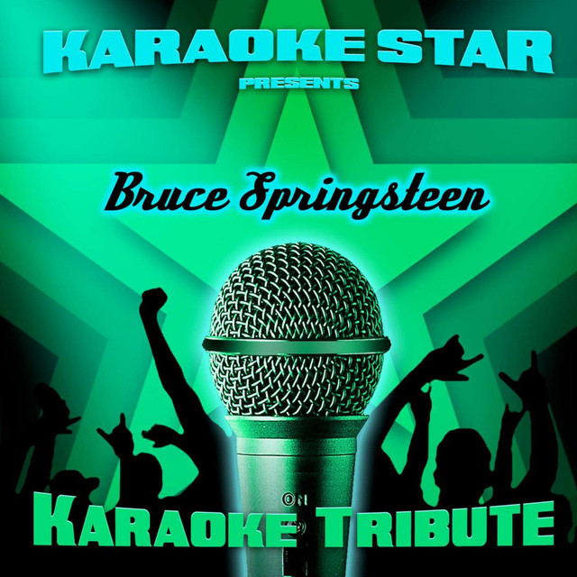 You Can Look But You Better Not Touch (Bruce Springsteen Karaoke Tribute) cover