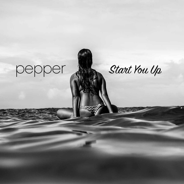 Pepper Start You Up album cover