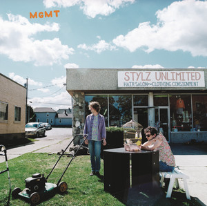 MGMT Albumcover
