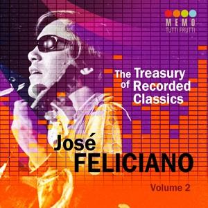 The Treasury of Recorded Classics: José Feliciano, Vol. 2 Albumcover