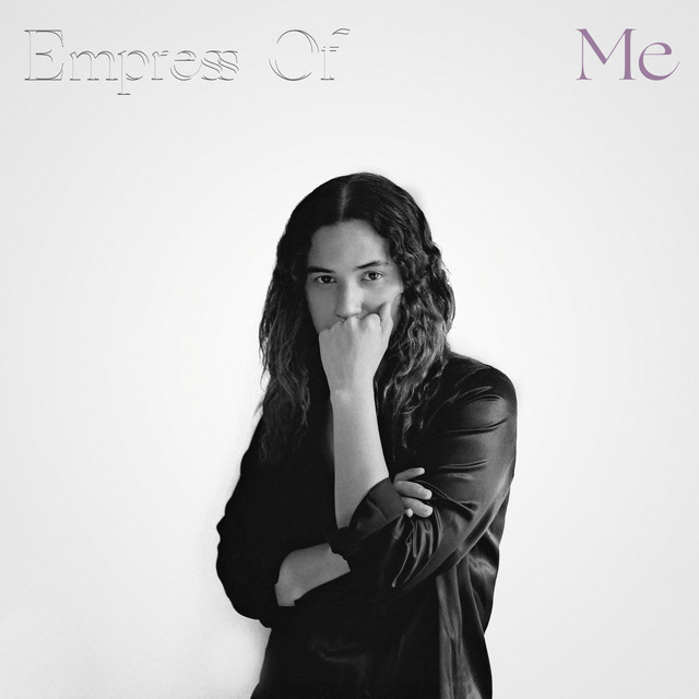 Album cover for Me by Empress Of