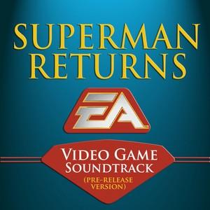Superman Returns Albumcover