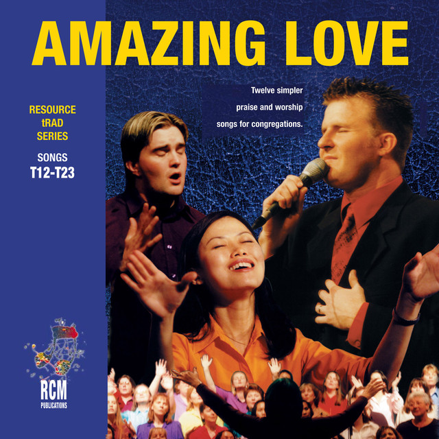 Amazing Love – Praise & Worship Collection (Nst1)