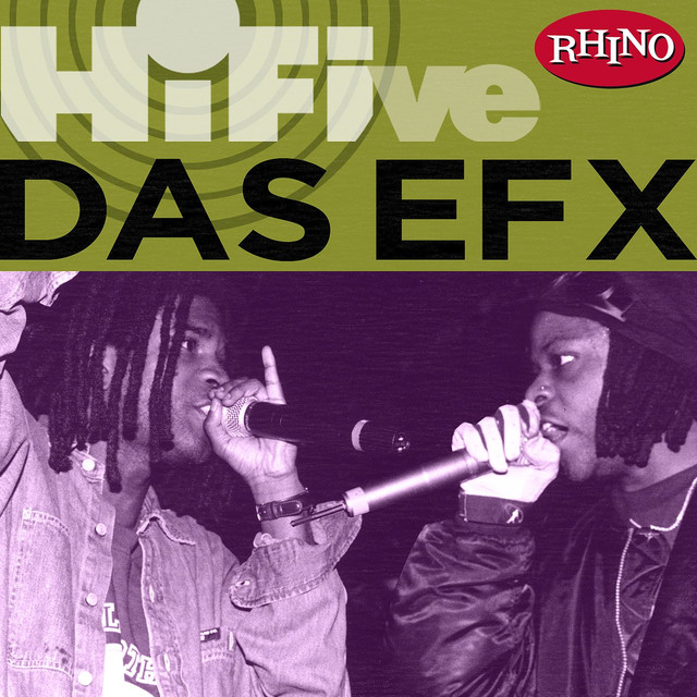Rhino-Hi-Five: Das EFX