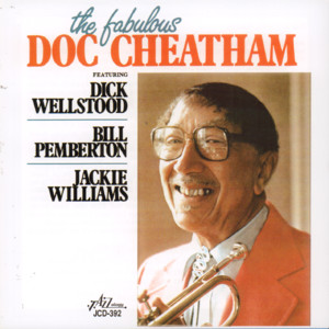 Doc Cheatham, Dick Wellstood, Bill Pemberton, Jackie Williams Jeepers Creepers cover