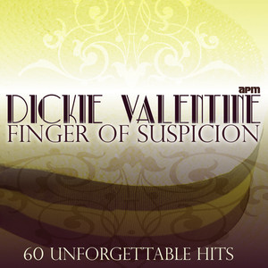 Finger Of Suspicion - 60 Unforgettable Hits album