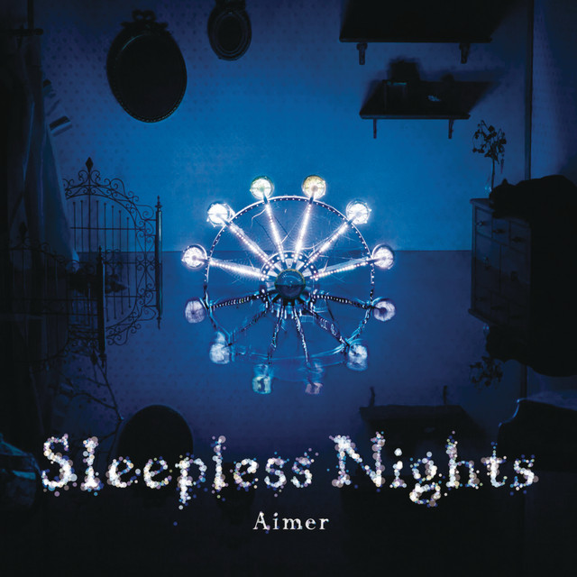 Album cover for Sleepless Nights by Aimer