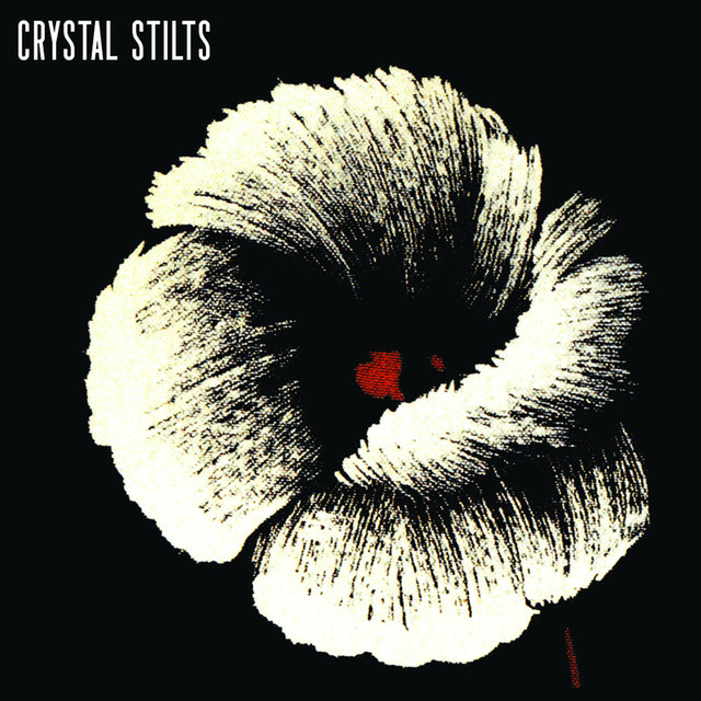 Album cover for Alight Of Night by Crystal Stilts
