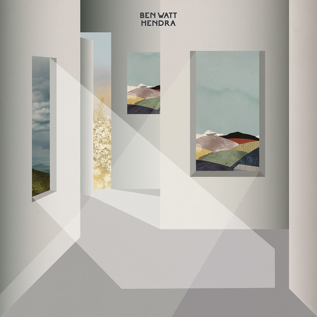 Album cover for Hendra by Ben Watt