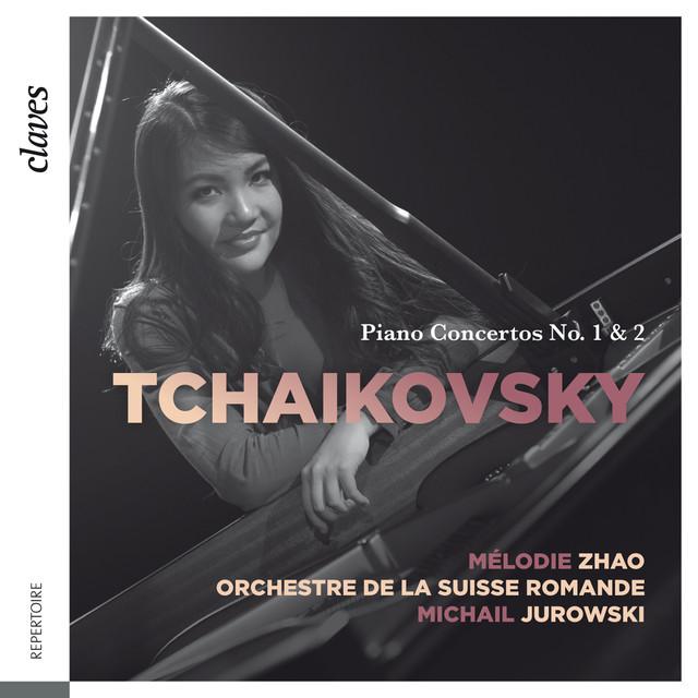 Tchaikovsky, Piano Concertos No. 1 & 2 Albumcover