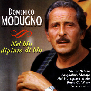 Domenico Modugno Nel Blu Tipinto Di Blu cover