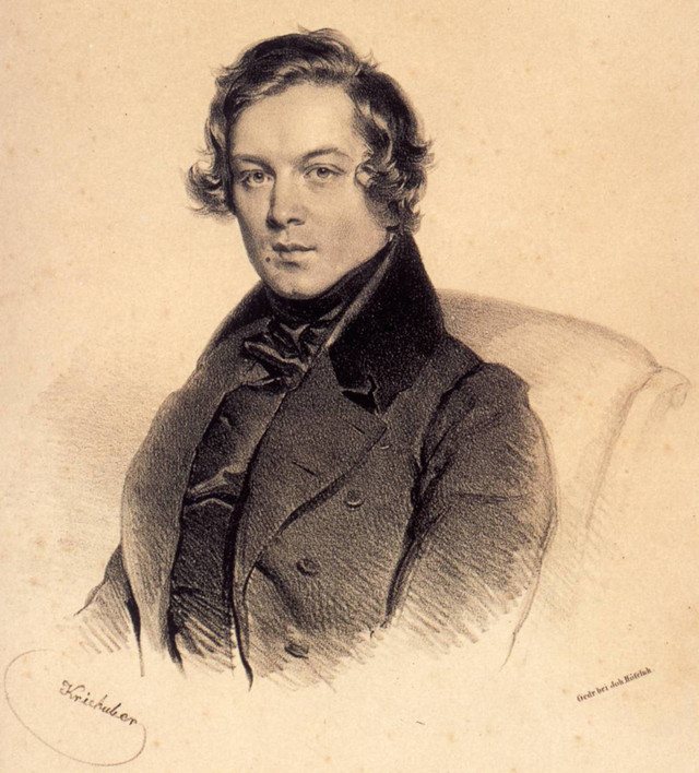 Robert Schumann profile picture