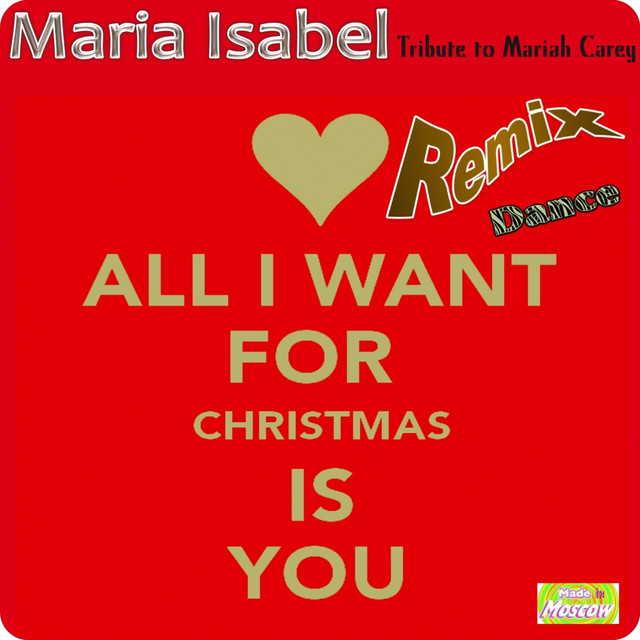 All I Want For Christmas Is You  Dance Radio Edit Remix