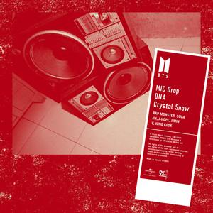 MIC Drop/DNA/Crystal Snow Albümü