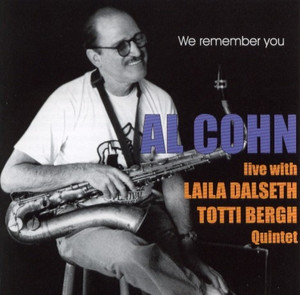 Laila Dalseth, Al Cohn Bewitched, Bothered and Bewildered cover