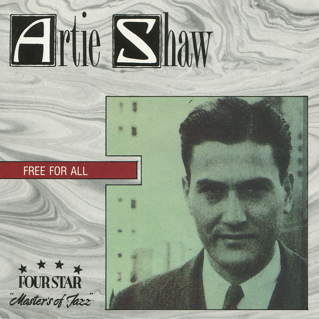 Artie Shaw Free for All album cover