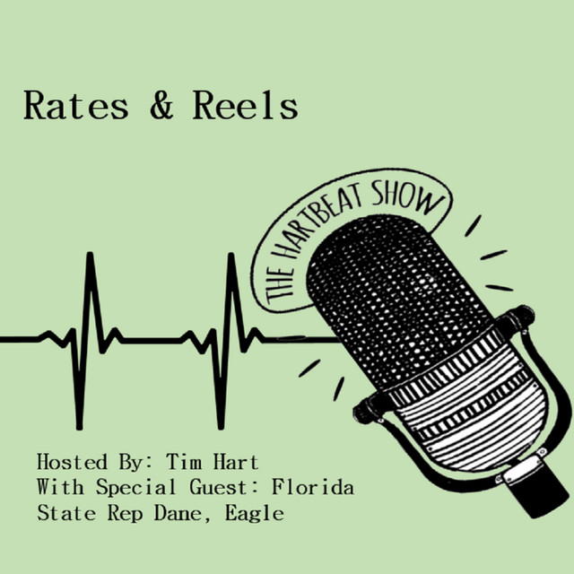 Ep #8 Interview With Florida State Rep Dane Eagle