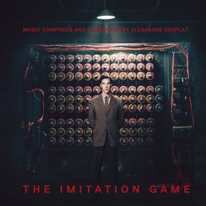 The Imitation Game (Original Motion Picture Soundtrack) Albumcover
