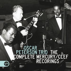The Oscar Peterson Trio The Man I Love cover