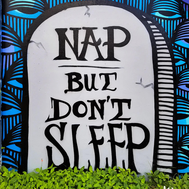 Nap but Don't Sleep