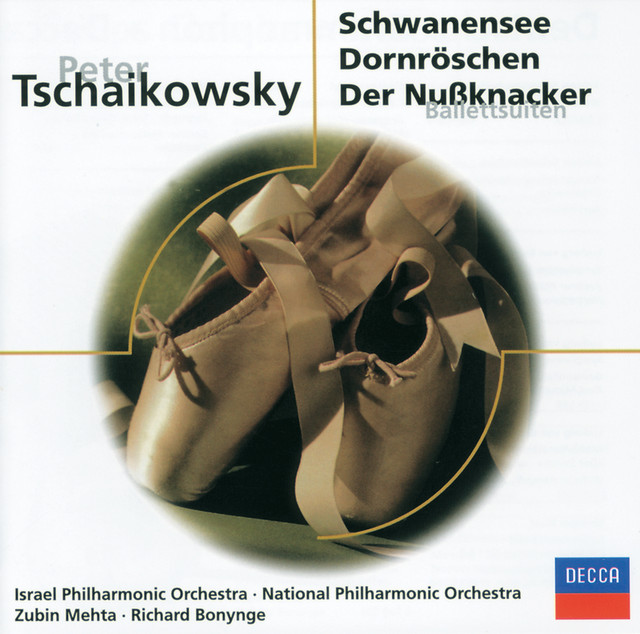 Tschaikowsky: Ballett-Suiten (Eloquence) Albumcover