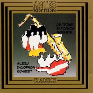 Deutsches Saxophon-Ensemble, Austria Saxophon Quartett