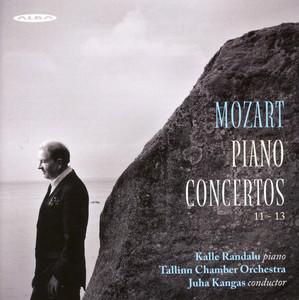 Mozart: Piano Concertos Nos. 11-13 Albümü