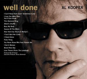 Al Kooper Brand New Day cover