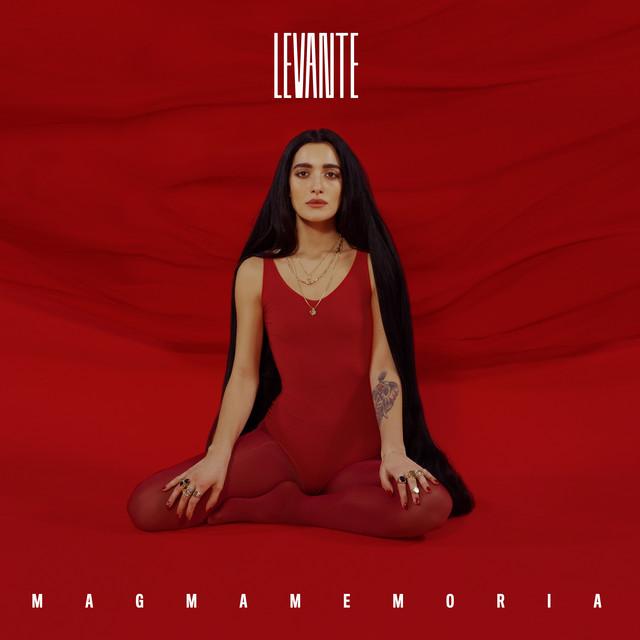 Album cover for Magmamemoria by Levante