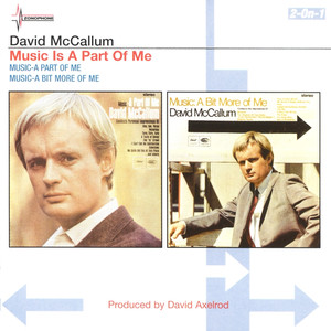 David McCallum Five O'Clock World cover