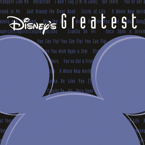 Disney's Greatest Volume 1 album