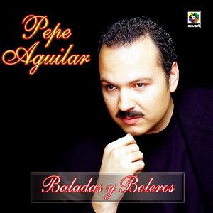 Baladas Y Boleros Albumcover