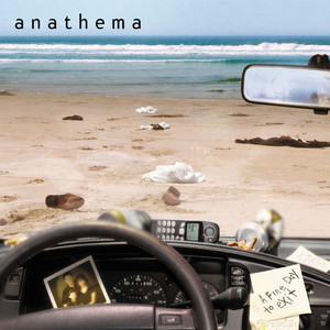Anathema A Fine Day to Exit cover